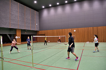 Sports Hall 2 (badminton)